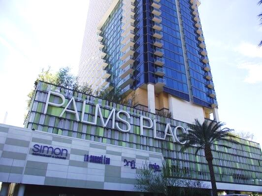 Condo hotels for sale in Palms Place Tower in Las Vegas