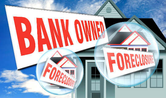 Las Vega banked owned homes or condos for sale