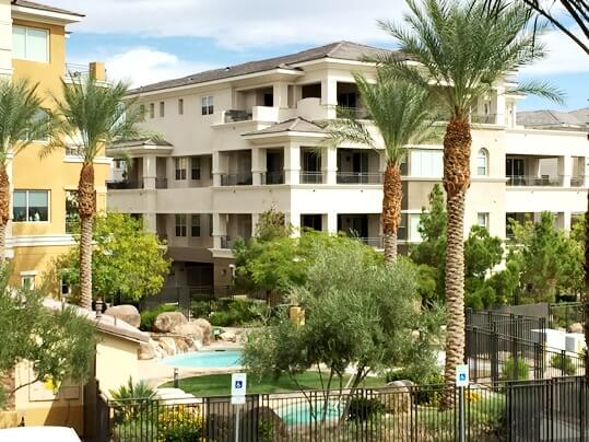 Mira Villa Condos for Sale in Summerlin, Las Vegas