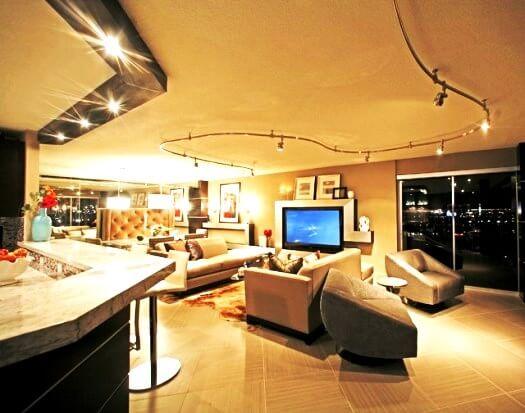 Regency Tower condo for sale's interior