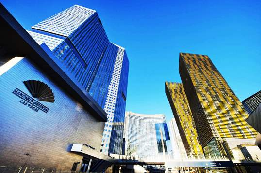 Residences at Mandarin Oriental Hotel Condos for sale at City Center Las Vegas