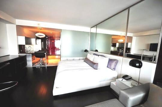 Bedroom of Tramonto Condo for sale at Lake Las Vegas