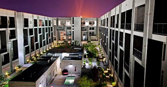 Loft 5 condos for sale courtyard