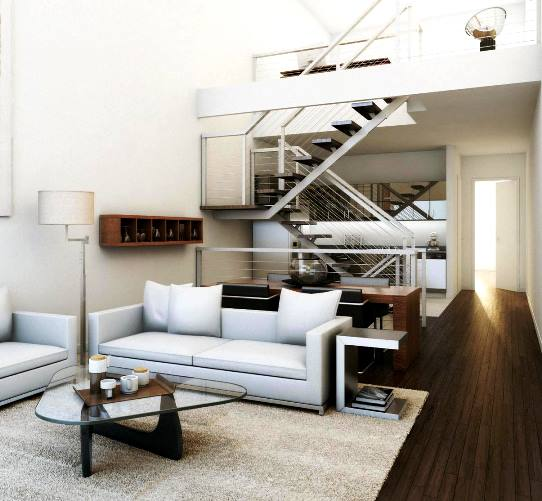 Loft 5 condo lofts for sale interior