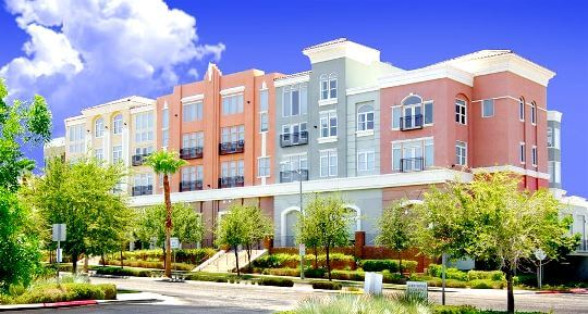 The District condos for sale at Green Valley Ranch District in Henderson