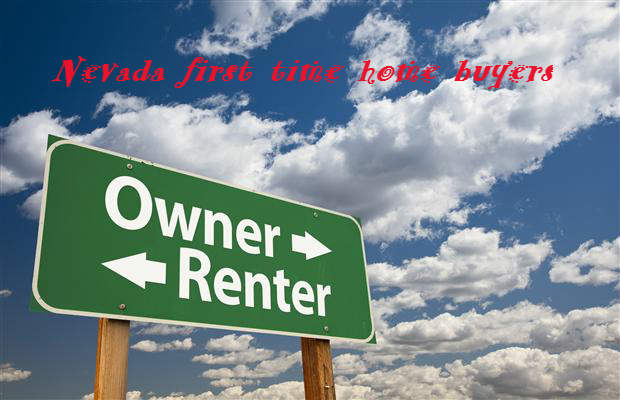 Las Vegas Nevada first-time home buyers should buy rather than renting